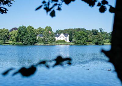 Dallund Castle galleri billede omgivelser 3